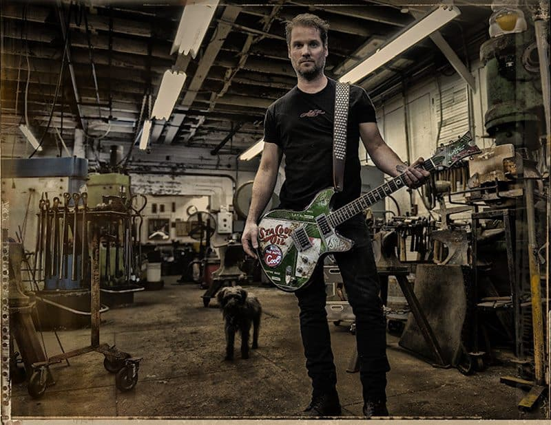 Interview with Luthier Stephen McSwain, McSwain Guitars-1
