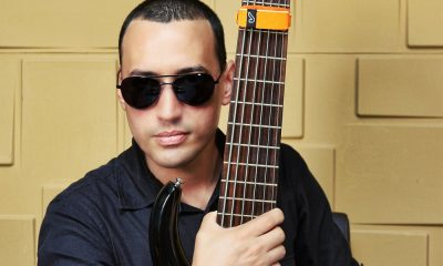 Jaime David Vazquez, Boriqua Bass - Bass Musician Magazine, March 2017 Issue