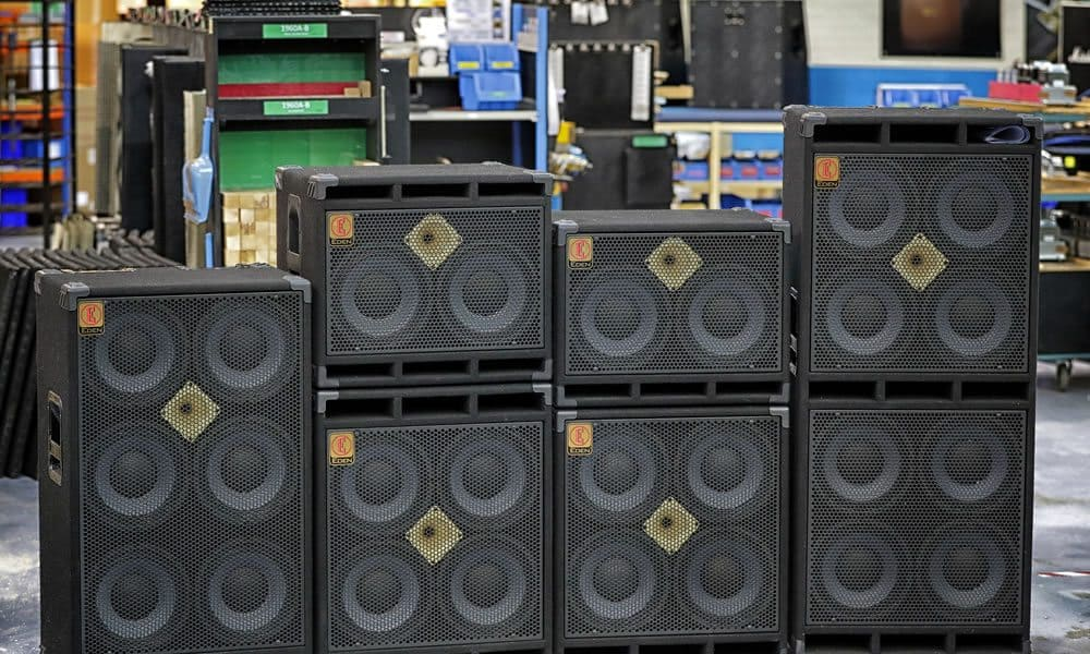 Year of Bass Amplification- Eden Amplification